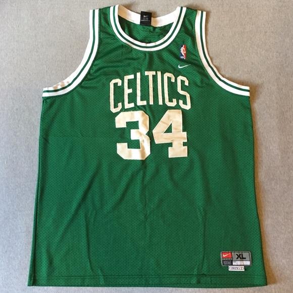 f000a9f8e6cc Nike • Celtics • Swingman • Basketball Jersey. M 5b6c94448158b506ebda1d2a